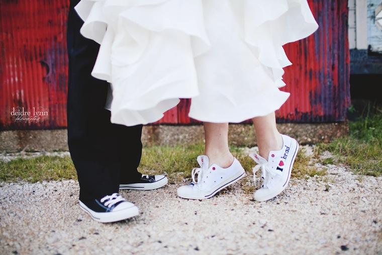 Panna młoda w tramkach. Perfect Wedding