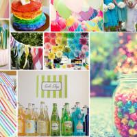 Kolorowe wesele